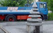 Brunnen und Pflanztröge Augsburg