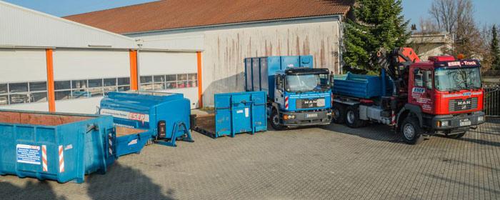Containerdienst Augsburg