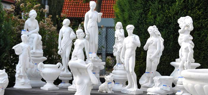 Steinfiguren Augsburg