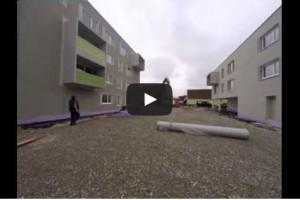 Video Spezialkran Geländer