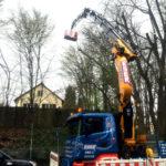 Augsburg Effer Kranarbeiten