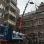 Kran Dacharbeiten Augsburg